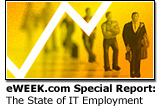 eWEEK special report: The State of IT Employment