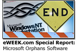 eWEEK Special Report: MS Orphans Software