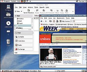 Novell Linux Desktop 9