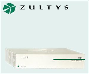 Zultys MX250 Enterprise Media Exchange